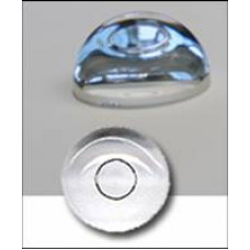 Art. Nr. 140, glass transparent eyes, round pupil