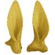Sika deer ears